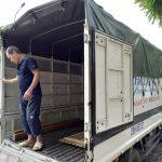 Thuê xe tải nhỏ chở hàng tại đường lưu khánh đàm