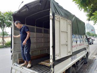 Dịch vụ thuê xe tải nhỏ chở hàng tại đường lưu khánh đàm
