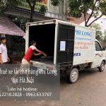 Dịch vụ thuê xe tải Phi Long tại đường Hữu Hưng