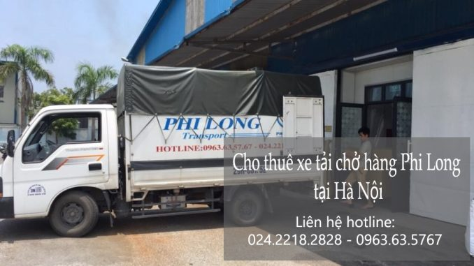 Phi Long dịch vụ cho thuê xe taxi tải giá rẻ tại Hà Nội đi Hà Nam