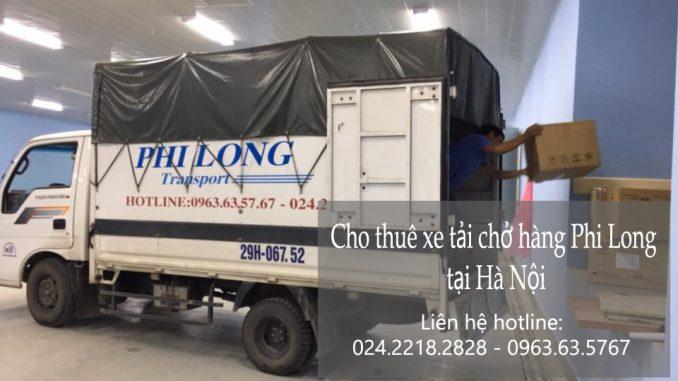 Dịch vụ thuê xe tải Phi Long tại phố Trường Lâm