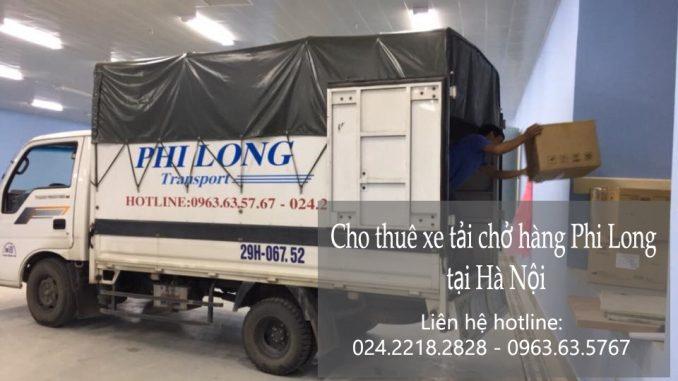 Chở hàng chất lượng nhanh gọn phố Trần Đăng Ninh