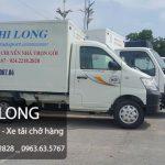dịch vụ thuê xe tải tại đường huỳnh tấn phát