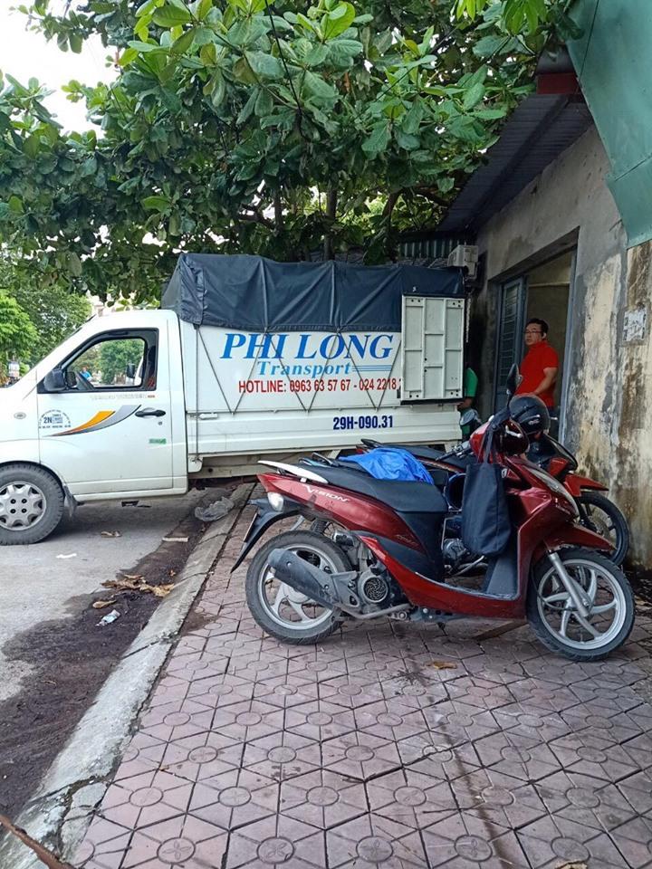 dịch vụ taxi tải Phi Long tiện ích cho khách hàng Hà Nội