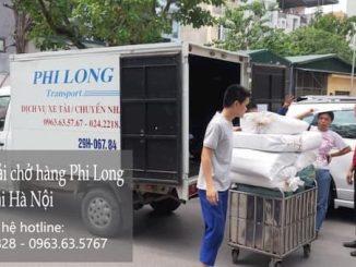 Taxi tải chuyển nhà giá rẻ Phi Long tại Hà Nội và Hải Phòng