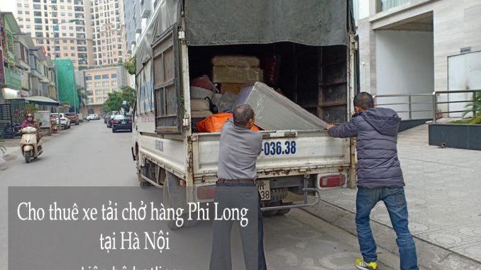 Thuê xe tải chở hàng hóa nhanh chóng, an toàn