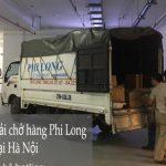 Dịch vụ thuê xe tải Phi Long tại đường Bát Khối