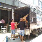Thuê xe tải chở hàng tại quận Hoàn Kiếm