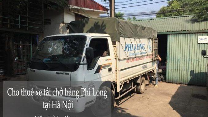 Cho thuê xe tải từ phố An Xá đi Hải Dương