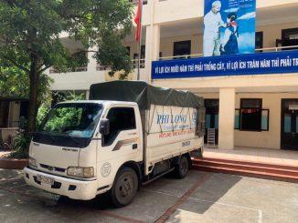 Vận tải Phi Long cho thuê xe tải uy tín hàng đầu tại Hà Nội