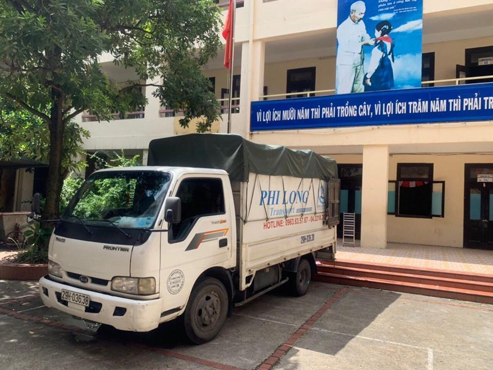 Taxi tải giá rẻ phố Đội Nhân đi Quảng Ninh