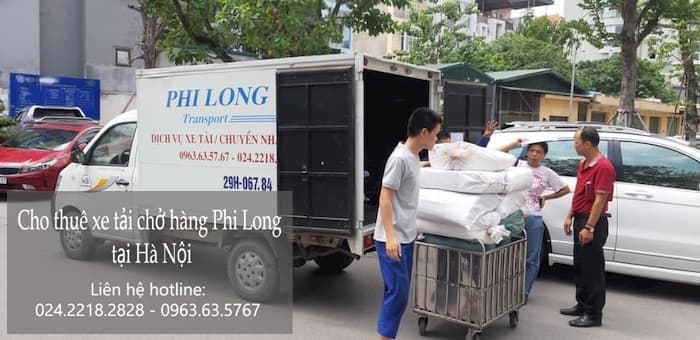 taxi tải vận chuyển từ phố Ngọc Hà đi Hải Dương