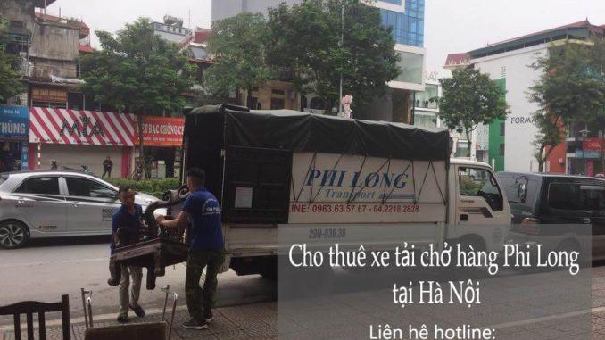 xe tải 500kg vận chuyển từ phố Giang Văn Minh đi Hải Dương