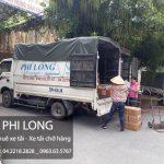 taxi tải tại hà nội phi long tại đường Vạn Hạnh