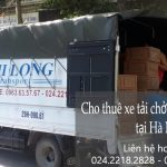 Dịch vụ taxi tải từ đường Yên Sở đi Vĩnh Phúc