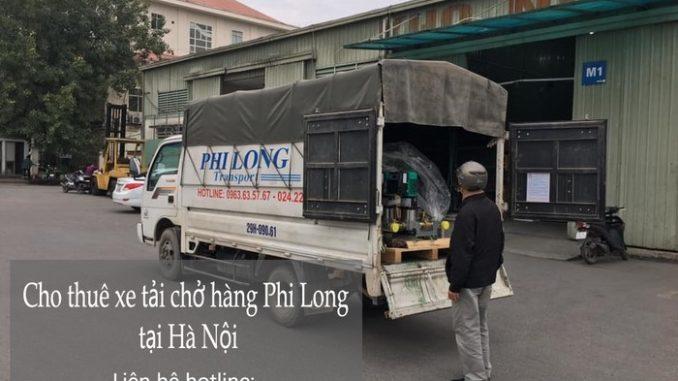 Thuê xe tải giá rẻ phố hàng Khay đi Hòa Bình