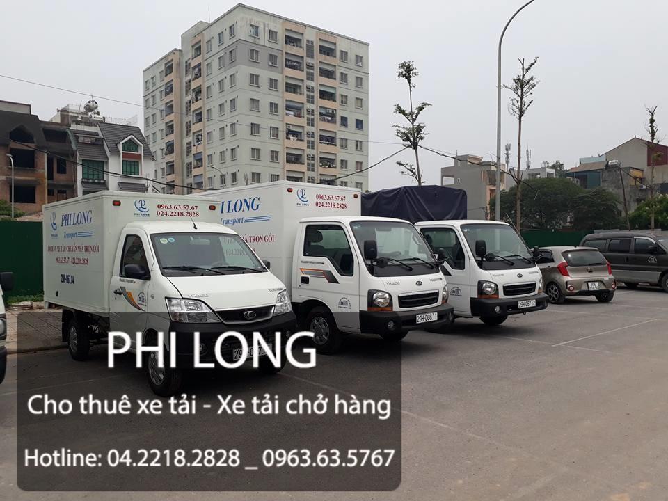 Thuê xe tải giá rẻ phố Nam Cao đi Thanh Hóa