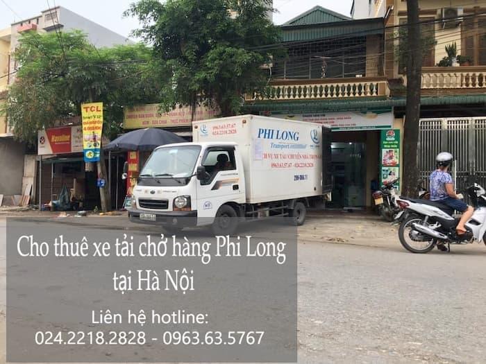 Thuê xe tải giá rẻ phố Lê Thạch đi Hòa Bình