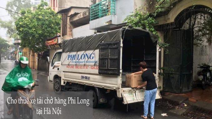 Thuê xe tải giá rẻ phố Cửa Đông đi Hòa Bình
