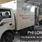 Thuê xe tải giá rẻ tại phố Kẻ Tạnh đi Hải Phòng