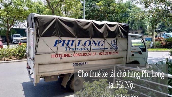 Thuê xe tải giá rẻ phố Thanh Bảo đi Thanh Hóa