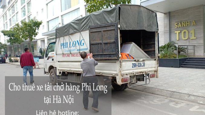 Thuê xe tải phố Gầm Cầu đi Hòa Bình