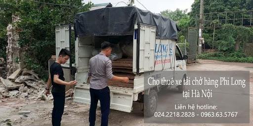 Cho thuê xe tải 5 tạ đường Nguyễn Khoái đi Hải Phòng