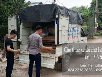 Thuê xe tải 5 tạ tại đường Thạch Bàn đi Bắc Ninh