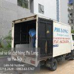 Thuê xe tải giá rẻ phố Hàng Bông đi Hòa Bình