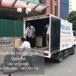 Thuê xe tải giá rẻ phố Hàng Đậu đi Quảng Ninh