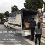 Thuê xe tải giá rẻ phố Hàng Hòm đi Quảng Ninh