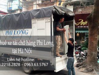 Thuê xe tải giá rẻ tại đường Thạch Bàn đi Hải Phòng