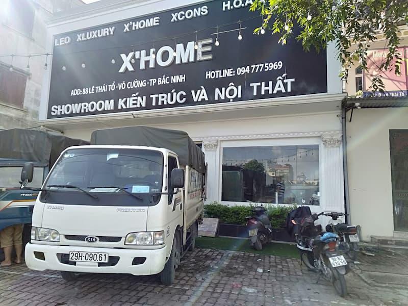 Thuê xe tải giá rẻ phố Tràng Tiền đi Hòa Bình