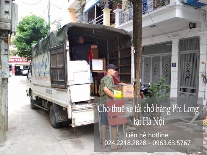 Thuê xe tải giá rẻ phố Nguyễn Văn Tố đi Hòa Bình