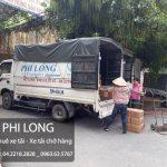 Thuê xe tải giá rẻ tại đường Đồng Dinh đi Tuyên Quang