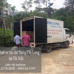 Thuê xe tải giá rẻ từ đường Hồ Tùng Mậu đi Hải Phòng