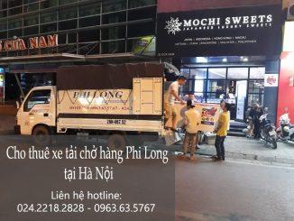 Thuê xe tải giá rẻ tại đường Đức Giang đi Cao Bằng