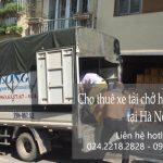 Thuê xe tải giá rẻ phố Hàng Bồ đi Quảng Ninh